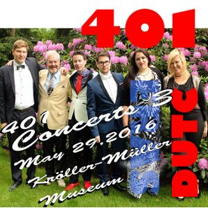 401Concerts 3 Dutch Opera excerpts live from Kröller-Müller Museum (VIDEO)