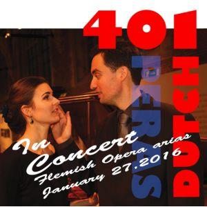 Flemish Opera Arias & Duets by Joris Grouwels & Pauline Lebbe - Video Download