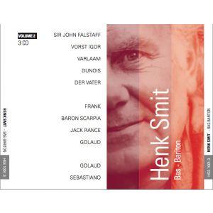 HENK SMIT (1932-2010) 3CD SET IMC MUSIC LTD VOLUME II
