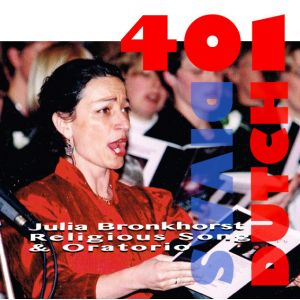Julia Bronkhorst in Oratorio and Religious Music