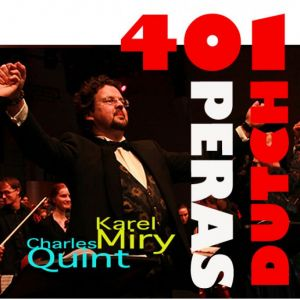 KAREL MIRY: CHARLES QUINT • AUDIO DOWNLOAD
